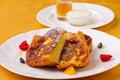料理メニュー写真プレミアムフレンチトースト