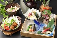 お昼を贅沢に…松花堂弁当