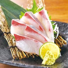 料理メニュー写真九州産(鹿児島/宮崎)かんぱちの刺身