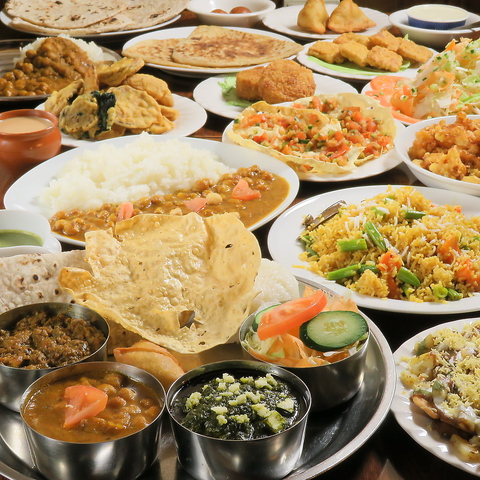 Khana Khana Indian family food