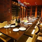 20名様までの個室♪オシャレな作りで、お客様だけの特別空間を演出することができます。人気の完全個室VIPルームです。