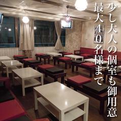旅人酒場 PARADIZUM パラディズム 宇都宮店の雰囲気3
