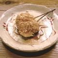 料理メニュー写真アイスクリームの串揚げ