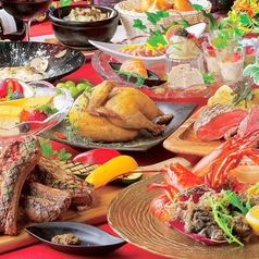VILLA KANBEE ヴィラカンベエ party&diningのコース写真
