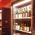日本酒に精通した店主が選ぶおすすめの厳選日本酒を種類豊富にご用意。全国各地から仕入れた日本酒は当店自慢のおばんざいとの相性も抜群。日本酒・生ビールを含む単品飲み放題、飲み放題付きコースのご用意もございます。ぜひご利用下さいませ。