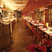 プラスサンキュウ +39 ITALIAN CAFE&BAKERYの雰囲気2