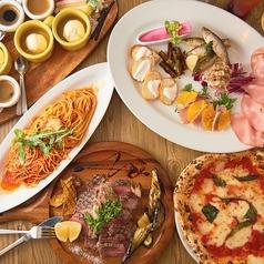 ピッツェリアカヴァッロのおすすめ料理1