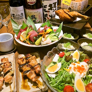 わんぱく酒場 鶏太のおすすめ料理1
