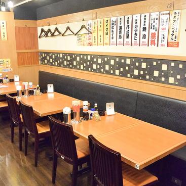 バリヤスサカバ 武蔵境北口駅前店の雰囲気1