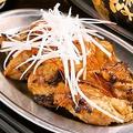 料理メニュー写真もも味噌ガーリック焼き