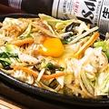 料理メニュー写真豚肉と野菜の1010焼き