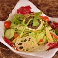 料理メニュー写真栄養満点♪15品目のお野菜を一緒に・・秋田美人サラダ