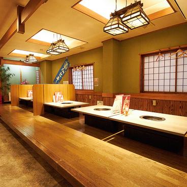 たけしょく亭 沢ノ町店の雰囲気1