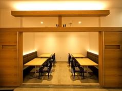 素菜懐石&CAFE TENZOの雰囲気1