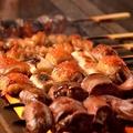 料理メニュー写真番屋の炭火串焼き(一本) 各種