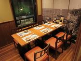 大小様々な個室をご用意しております。完全個室なので落ち着いてお食事ができます!!接待や宴会も可能!!