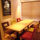 プラスサンキュウ +39 ITALIAN CAFE&BAKERYの雰囲気3