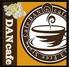 DAN cafeのロゴ
