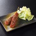 料理メニュー写真味噌串カツ(2本)