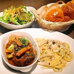 COGS DINING KAGURAZAKAのおすすめランチ3