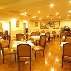 中国美食 唐苑酒楼 横浜みなとみらい店の雰囲気1
