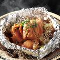 料理メニュー写真岐阜のソフルフード 鶏ちゃんホイル焼き