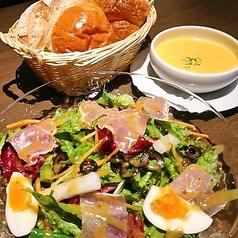 COGS DINING KAGURAZAKAのおすすめランチ2