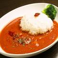 料理メニュー写真マサラ赤カレー