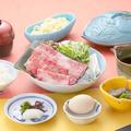 料理メニュー写真神戸牛すき焼き御膳