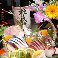 拘りの食材を使用した[飲放]コースは3500円よりご用意。