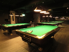 BILLIARDS&DARTS BAR PERADOの雰囲気1