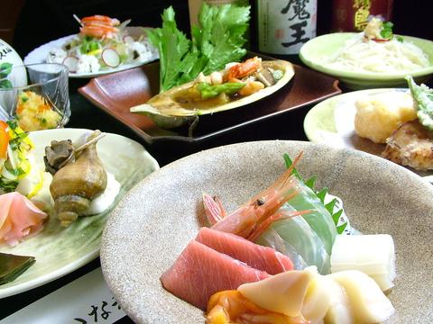 日本料理 いな穂 宇都宮