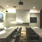 サブフロア(最大50名様着席)※個室・貸切は10名様からご相談くださいませ。※会議・セミナーでのご利用も大歓迎!