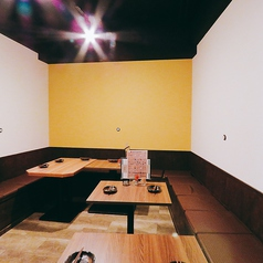 【個室貸切】2名様~3人の小宴会から、最大20名様のご宴会にご利用していただける個室。