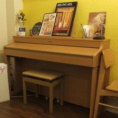 電子ピアノ ご自由にご演奏ください♪貸切演奏会なども開催可能です!