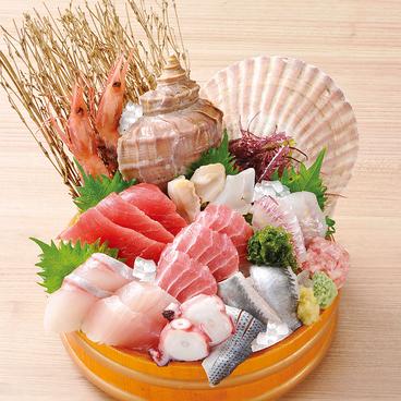 濱焼北海道魚萬 歌舞伎町博ビル店のおすすめ料理1