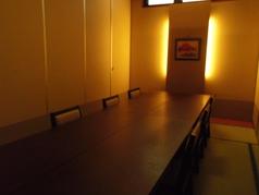 和室に椅子とテーブル