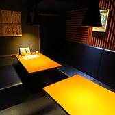 ▼ 半個室になります!テーブルソファーでゆったりおくつろぎいただけます。女子会やデートにもおすすめです♪