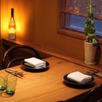伝統的な形式に捕われず、ワインを楽しく飲む場所に最高の食事を提供したいー。