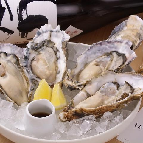 牡蠣と和食、Ikkoku
