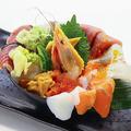 料理メニュー写真こぼれ海鮮丼