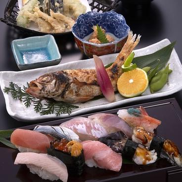 あかめ寿しのおすすめ料理1