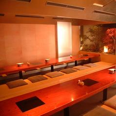 20名様以上の方のための完全個室空間です。最大70名様まで可能です。