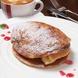 パンケーキセットはカフェタイムに大人気★