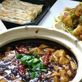 料理メニュー写真本格四川マーボー豆腐