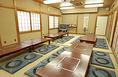 最大40名様までご利用いただける大きな和室。ご宴会などにもおすすめです。