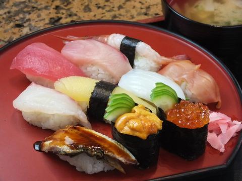 Hokkai Sushi image