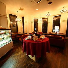 ステーキ カフェ Clappers Houseの雰囲気1