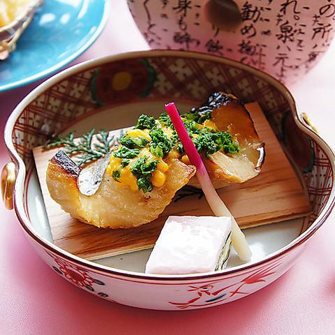 当日おまかせ御料理コース3980円(税込)※こちらのコースはお電話でのご予約が嬉しいです(笑)。