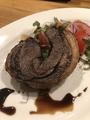 料理メニュー写真北海道産 エゾ鹿のポルケッタ